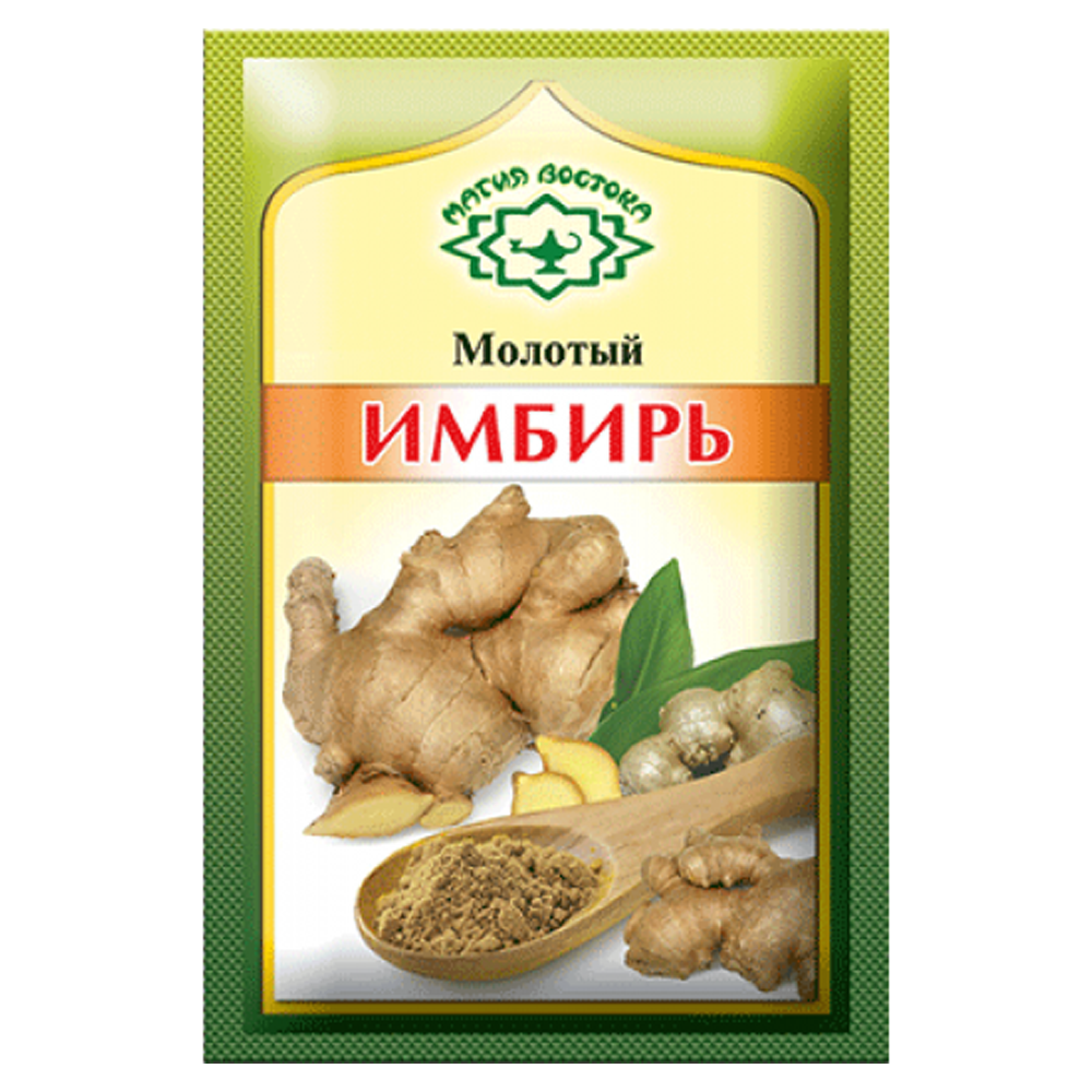 Ginger Seasoning, 10 g