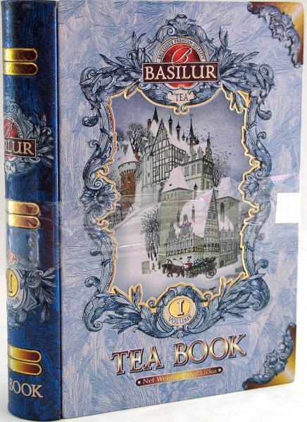 Basilur Gift Tea Set Tea Book #1, 3.52 oz/ 100 g