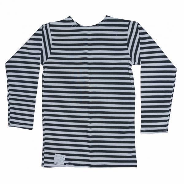 Long Sleeve Russian Telnyashka Interlock Shirt, size 44-46 (European S)