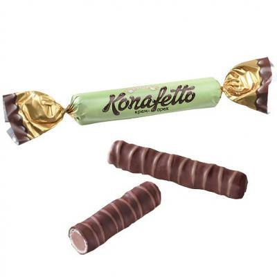 """Chocolate Candies Roshen """"Konafetto"""" Cream Nut, 0.5 lb / 0.22 kg"""