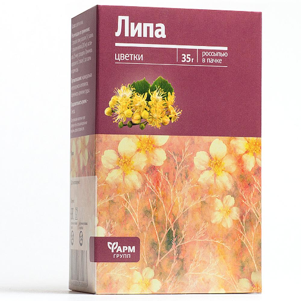 Linden Flowers, Farm Group, 1.23 oz/ 35 g