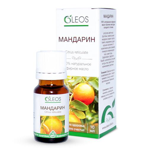 Mandarin Essential Oil, 0.3 oz/ 10 Ml