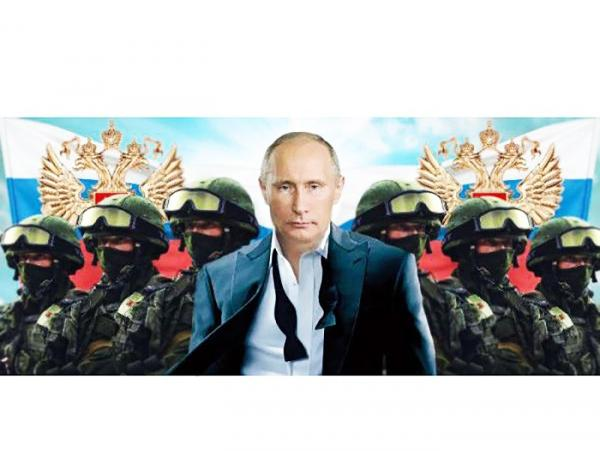 "President Putin Tea & Coffee  Souvenir Mug, Size 3.75"""