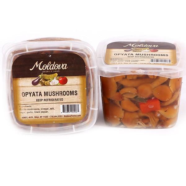 Opyata Mushrooms, 12 oz (Moldova Pickles)
