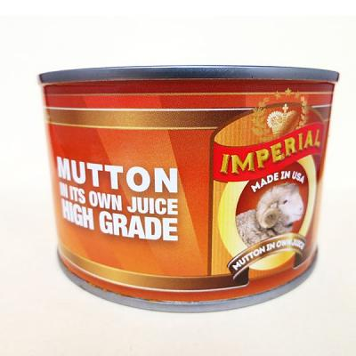 High Grade Mutton/Lamb in Its Own Juice, 14.1 oz / 400 g