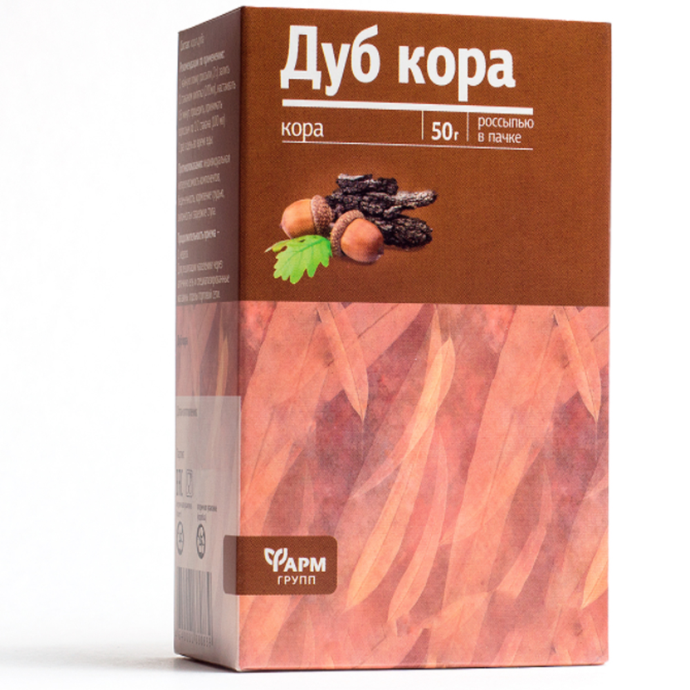 Dry Oak Bark, 1.76 oz/ 50 g