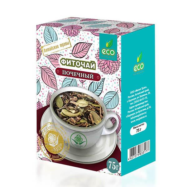 Herbal Phyto Tea for Kidneys, 2.64 oz / 75 g