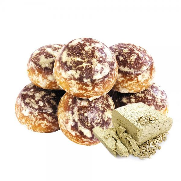 Gingerbread w/ Halva, 17.5 oz / 500 g