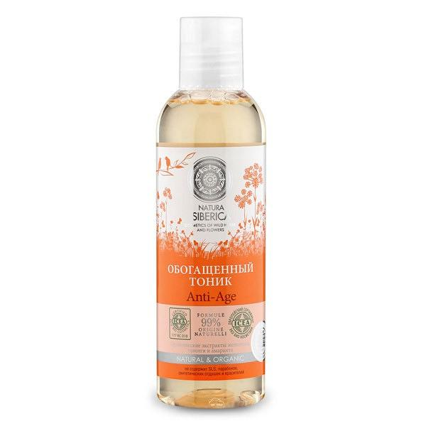 Enriched Facial Tonic (NATURAL & ORGANIC), 6.8 oz/ 200 ml