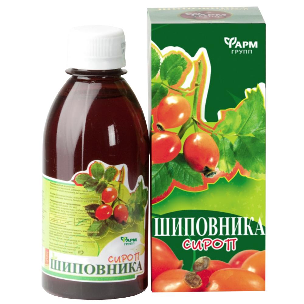 Rosehip Syrup, 8.45 oz / 250 Ml