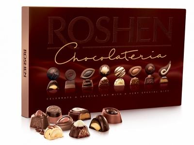 Chocolateria Exclusive Selection of Chocolates & Delicious Sweets by Roshen 256g