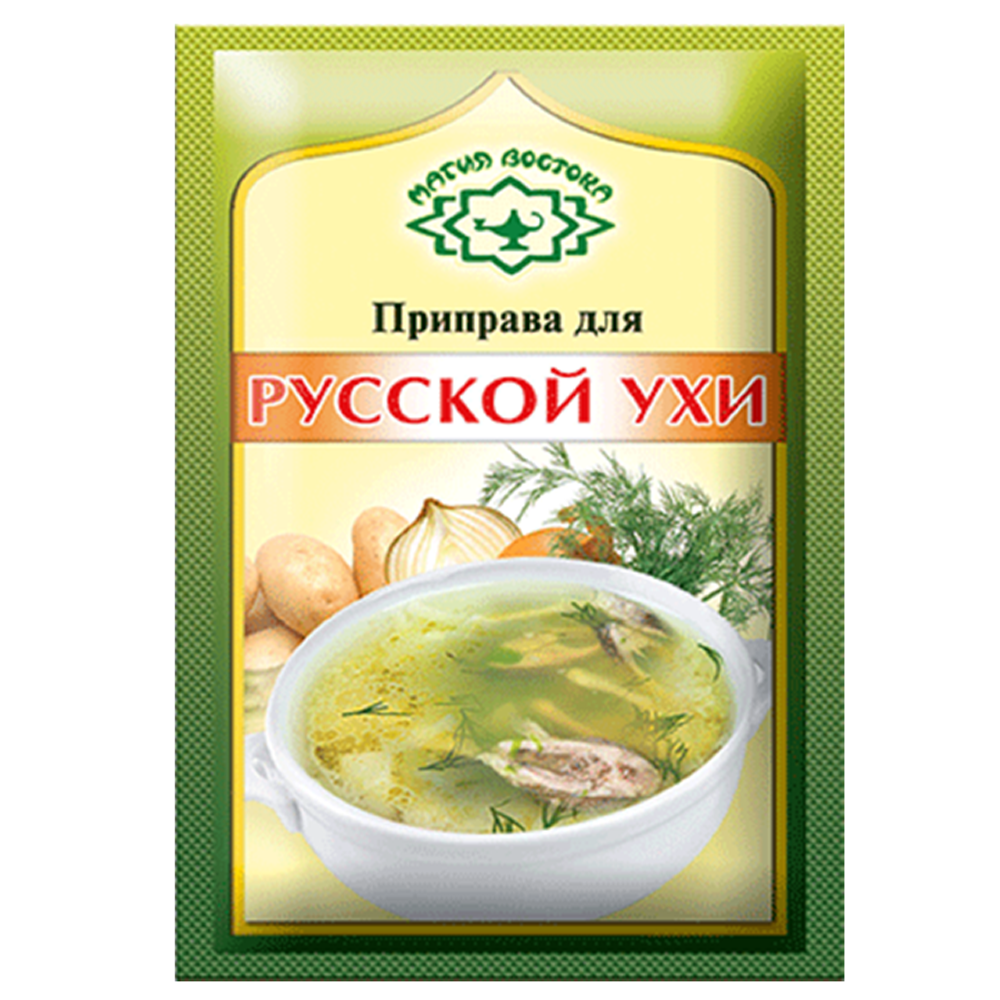 Fish Soup Ukha Seasoning, 0.53 oz / 15 g