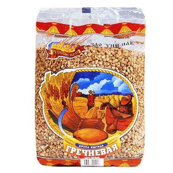 Buckwheat Groats Extra, 52.9oz / 1500 g (Russkoe Pole)