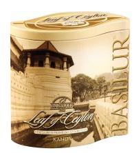 "Exclusive Premium Ceylon tea ""Kandy"" from Leaf of Ceylon Collection in Metal Box , 125g"