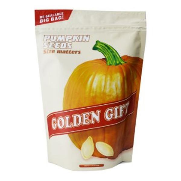 """Roasted Pumpkin Salted Seeds """"Stanichnye"""", 7.05 oz / 200 g"""