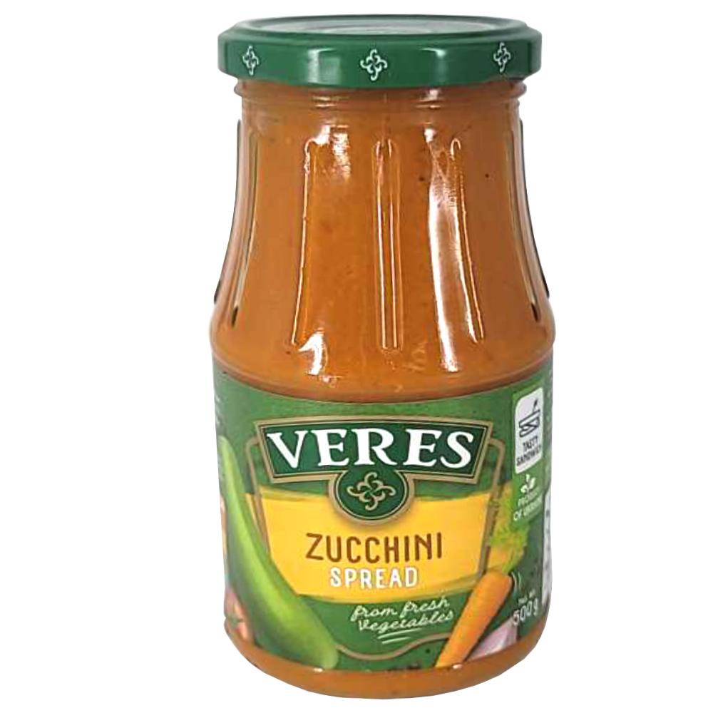 Zucchini Spread, 1.1lb/ 500 g