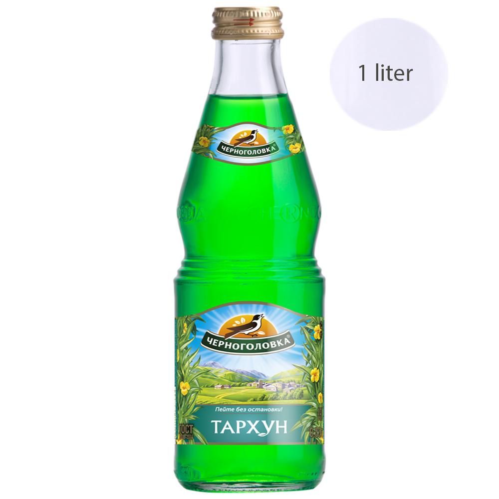 Taragon Soda, 33.81 oz / 1 liter