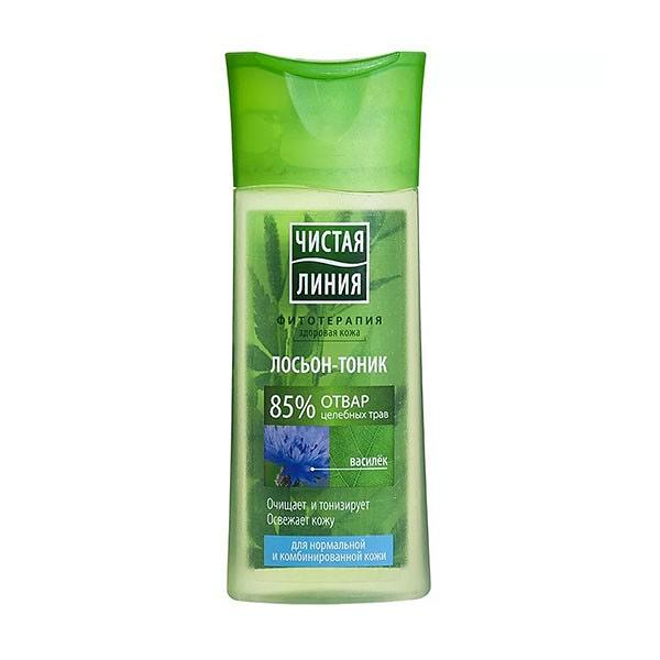 Lotion-Tonic for Normal and Combination Skin with Cornflower Extract, 3.38 oz/ 100 ml