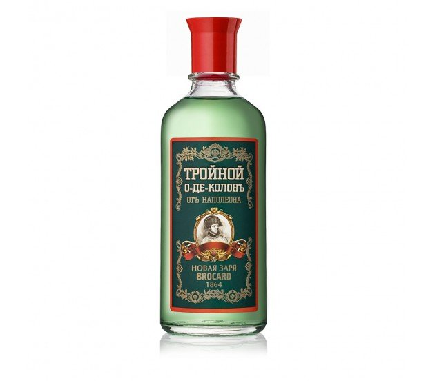 Triple Eau de Cologne from Napoleon (Novaya Zarya), 3.3 oz / 100 ml