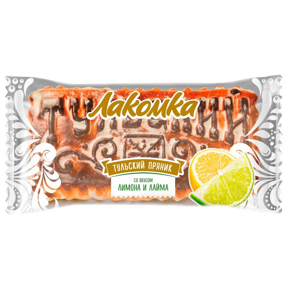 Tula Gingerbread w/ Lemon and lime Filling, 0.31 lb/ 140g