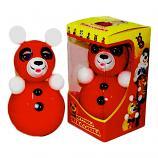 "Roly-Poly Toy,Panda 5.7""x5.7""x10.6"""