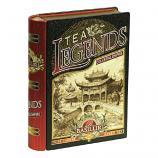 Basilur Green Tea Book of Legends. Celestial Empire, 3.53 oz / 100 g (Tin Box)