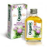 100% Organic Milk Thistle Oil, 3.38 oz/ 100 Ml