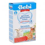 Baby Buckwheat Porridge with Goat's Milk, 7.05 oz / 200 g (Bebi Premium)