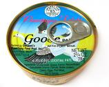 Goose Pate with Port Wine, 2.75 oz / 78 g