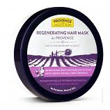 Regenerating Hair Mask de Provence for Damaged Hair, Restore & Growth, 7.44 oz/ 220 ml (Provence Organic Herbs)