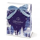 "Chocolate Candy Assortment Inspiration Christmas & New Year Gourmet Gift ""Selected"", 10.58 oz / 300 g"