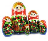 Nesting Doll (Matryoshka)