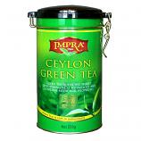 Impra Big Leaf Ceylon Green Tea, 8.82 oz / 250 g