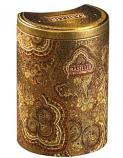 Pure Ceylon Black Tea Golden Crescent from Oriental Collection in Metal Caddy, 3.53 oz / 100 g