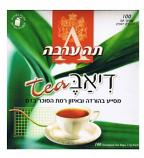 Diabet Tea for Reducing and Balancing Blood Sugar Level, 100 Bags