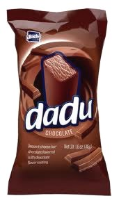 Dadu Chocolate Cheesecake Bar, 1.58 oz / 45 g