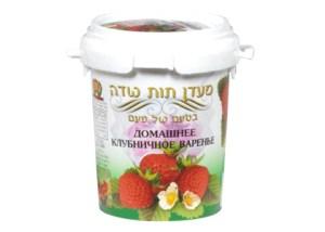 Homemade Style Strawberry Preserve, 17.63 oz / 500 g