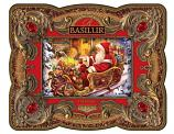 TREASURE Collection Basilur Gourmet Gift Tea Tin Box Fruits 100 G