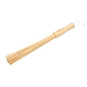 Bamboo Bath Broom, Body Massage, Bath Things