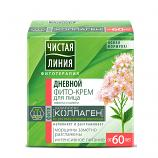 Day Face Phyto Cream with Spirea and Viburnum (+60), 1.52 fl oz / 45 ml