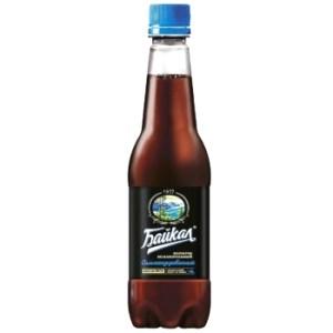 Carbonated Drink Baikal 1977, Chernogolovka, 0.5 L/ 16.91 oz