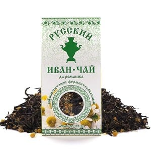 Ivan Tea with Chamomile, 1.77 oz / 50 g