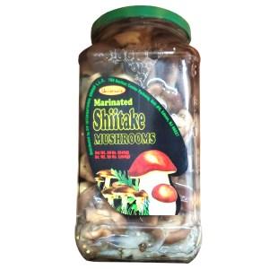 Marinated Shiitake Mushrooms, 840 g/ 1.85 lb