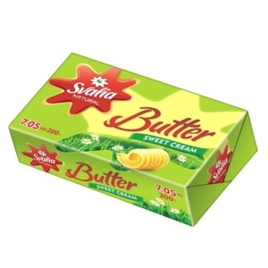 Fresh Cream Butter, Svalia, 200g/ 0.44 lb