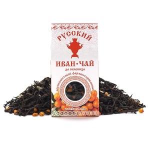 Ivan Tea with Sea Buckthorn, 1.77 oz / 50 g