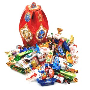 Big Easter Candy Mix, Red Box, 2 lbs