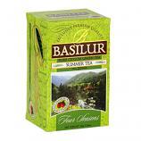 "Basilur Pure Ceylon Greeen Tea ""Four Seasons. Summer"", 20 bags"