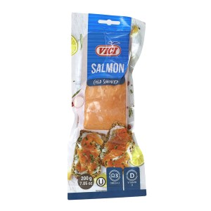 Cold Smoked Salmon Fillet, 0.44lb/ 200g