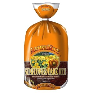 Lithuanian AmbeRye Sunflower Dark Rye Bread, 24.7 oz / 700 g
