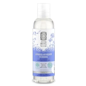 NATURAL & ORGANIC Cleansing Face Tonic for Oily and Combination Skin, 200 ml